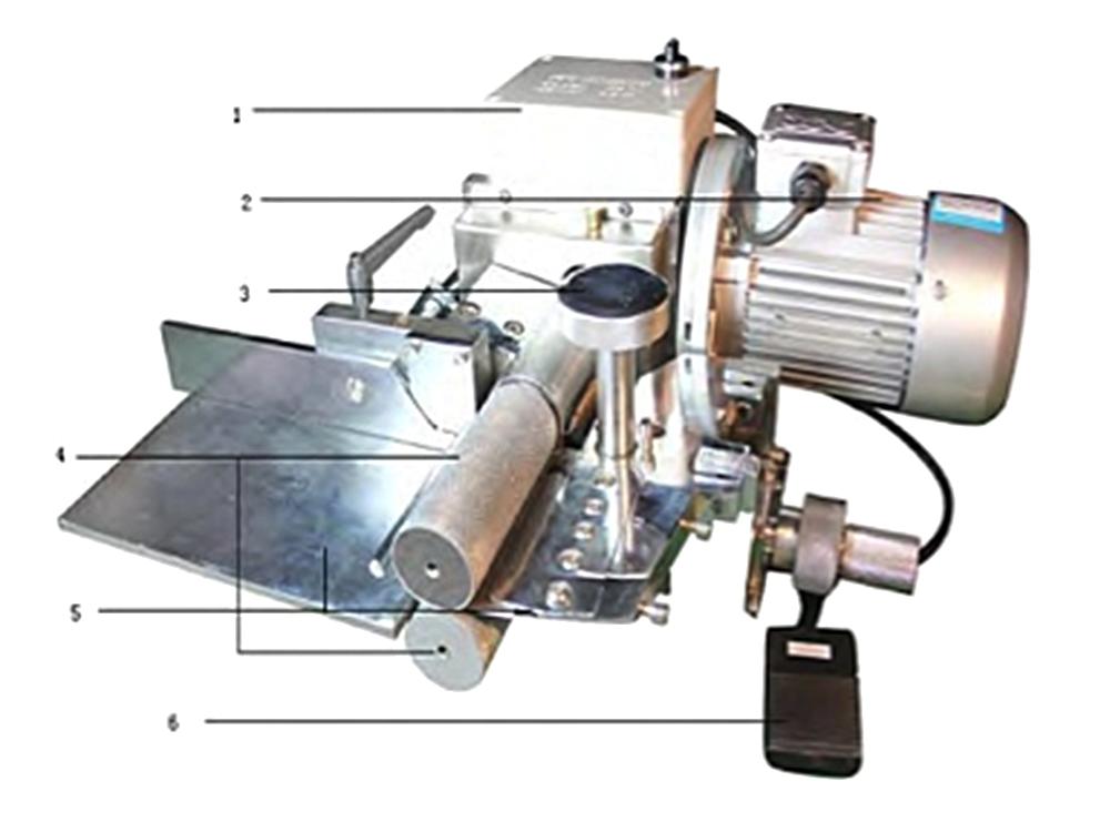 Splitter for Conveyor Belts